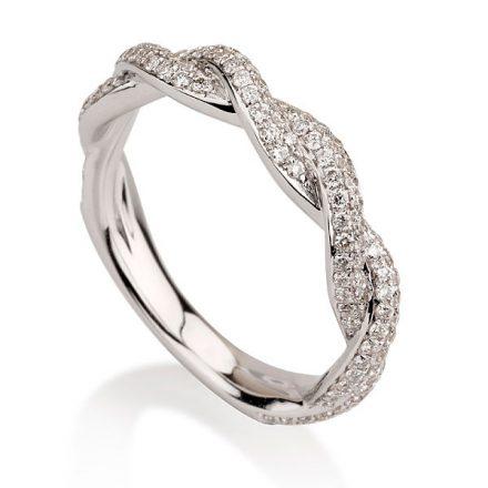 Braid ring design