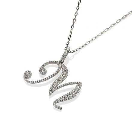 Letter Necklace Design