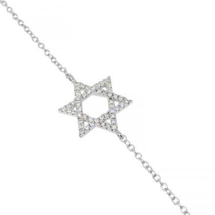 Jewish Star Bracelet