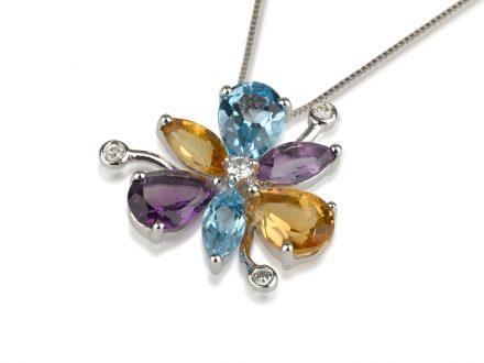 Gems Flower