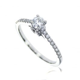 Luxury Solitaire design