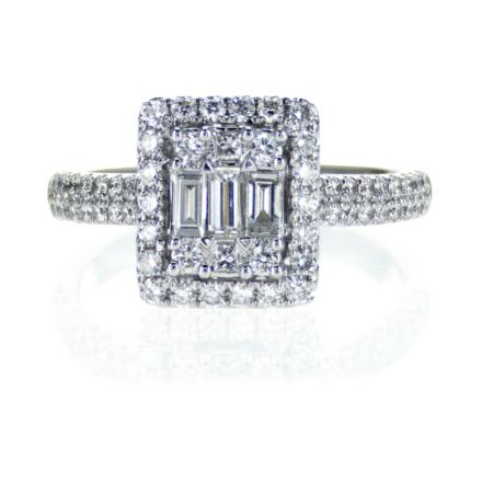 Diamonds Emerald Style